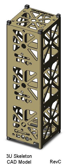 Cubesat Kit Design Amp Cad Models