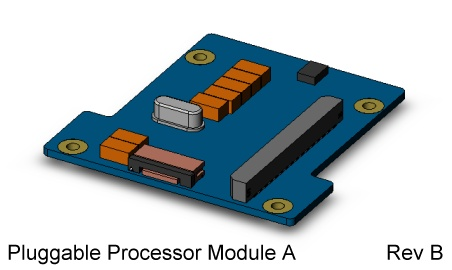 CubeSat Kit Pluggable Process Module A