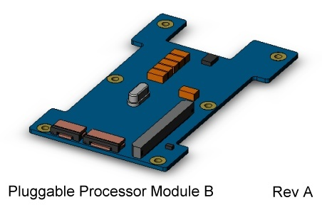 CubeSat Kit Pluggable Process Module B