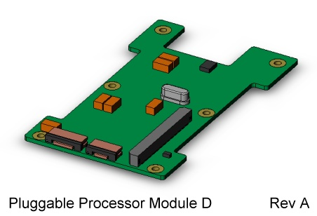 CubeSat Kit Pluggable Process Module D