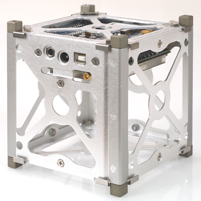 CubeSat Kit, 1U, skeletonized